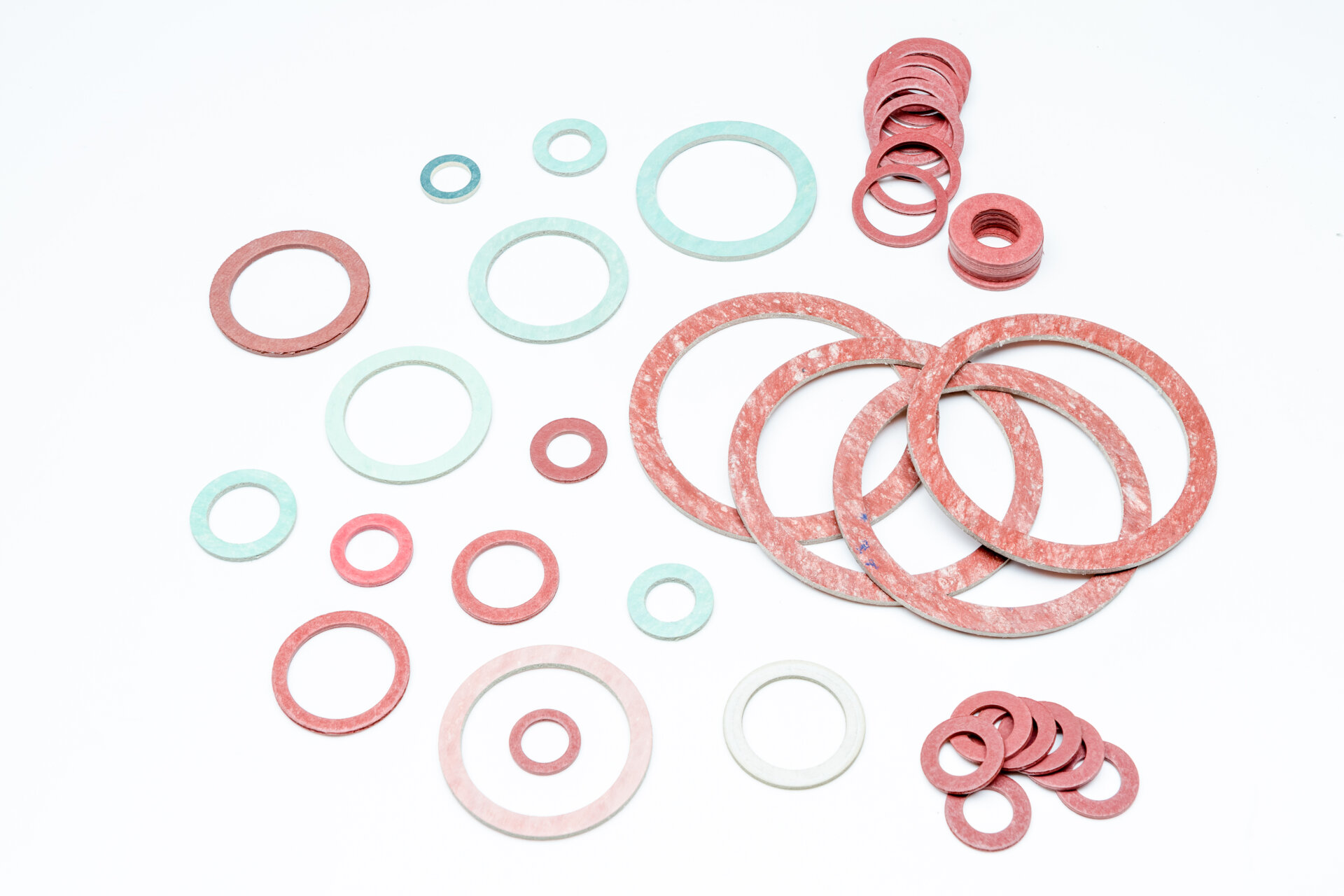 an group of gasket