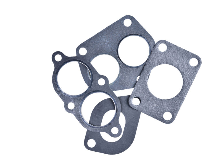 gasket set of automotive paronite exhaust and intake manifold wi